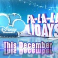 fa la la lidays disney channel