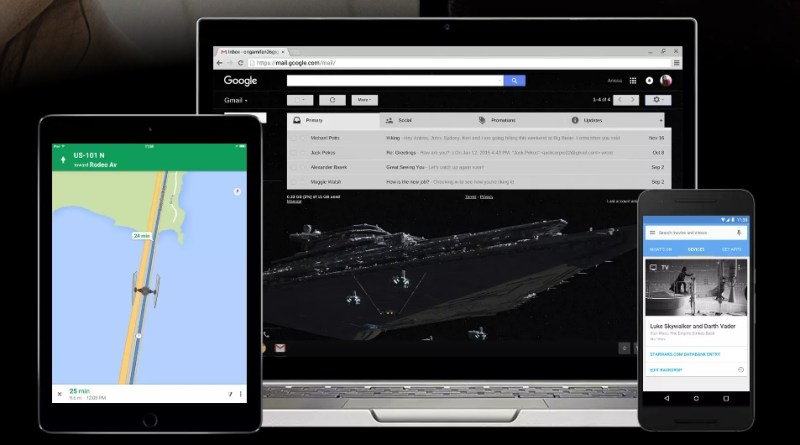google star wars screenshot