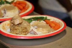 disney voluntear thanksgiving