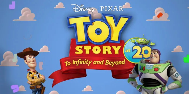 toy story 20 to infinity & beyond