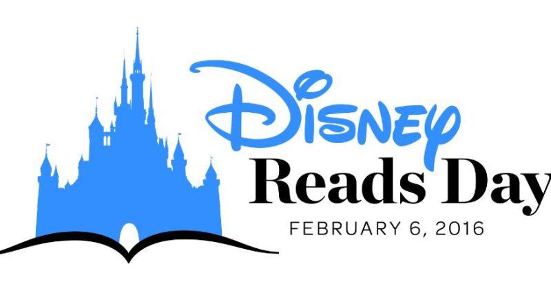 Disney Reads Day Logo