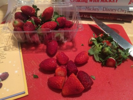 Family Disney Recipe: Jasmine's Frosted Fruit Jewels