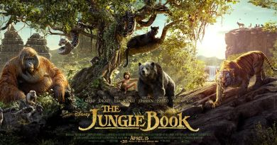 Jungle Book Triptych