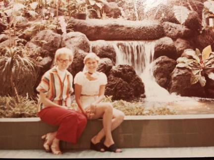 Throwback Thursday - Poly Waterfall - Kelley L