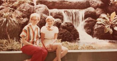 Throwback Thursday - Poly Waterfall - Kelley L