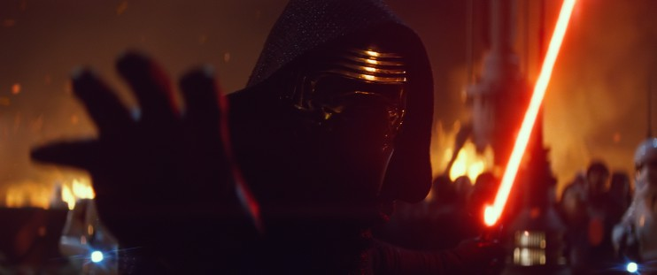 kylo ren star wars the force awakens