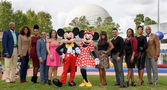 Disney Dreamers Academy Judges at Walt Disney World Resort