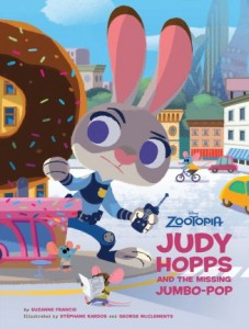 Zootopia - Judy Hopps and the Missing Jumbo-Pop
