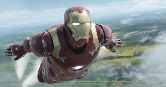 Captain America Civil War Stills - Iron Man