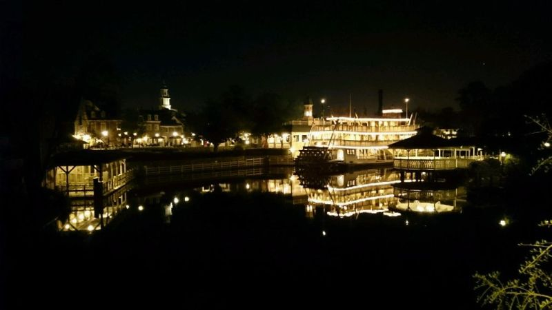 Reflections of Liberty Belle - Wordless Wednesday