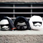 Star Wars The Force Awakens Tsum Tsums Disney Store - Stormtrooper, First Order, Kylo Renn