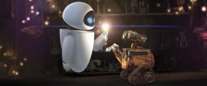 EVE, WALL-E