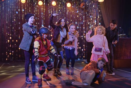 Adventures in Babysitting Disney Channel