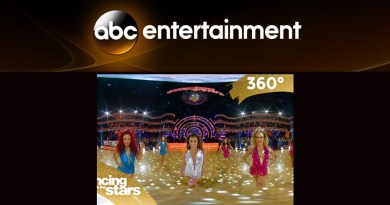ABC VR Experience 'Dancing with the Stars'