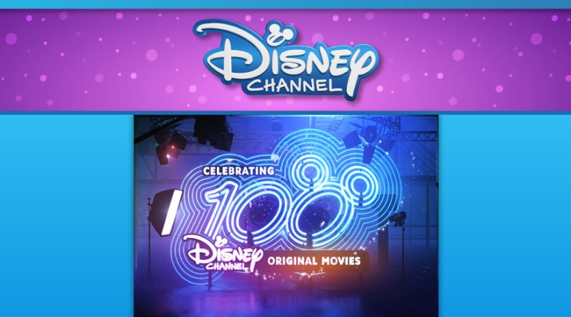 Disney Channel 100 Movie Celebration