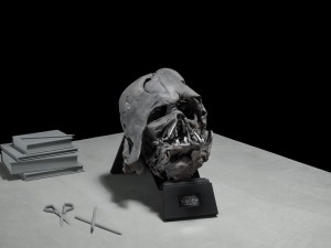 Star Wars Collectibles Ultimate Studio Edition Darth Vader Helmet 2