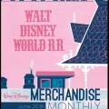 Walt Disney Parks Merchandise Monthly - June 2016