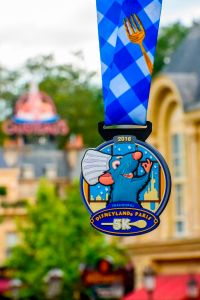 Disneyland Paris Half Marathon Weekend 5K Medal