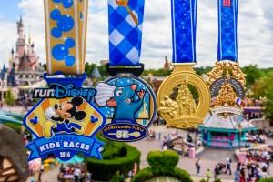 Disneyland Paris Half Marathon Weekend Medals Are Revealed