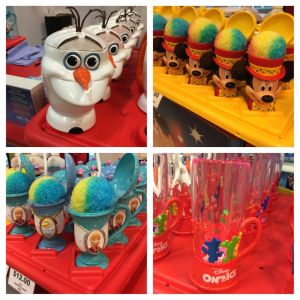 Disney on Ice Souvenirs