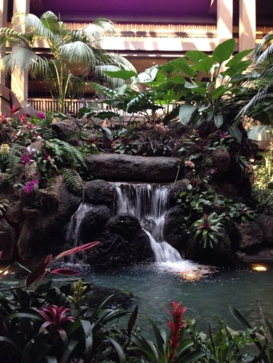 The Polynesian lobby - thowback thursday