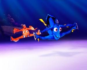 Nemo and Marlin - Disney on Ice