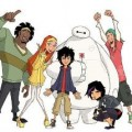 Big Hero 6 animated Series