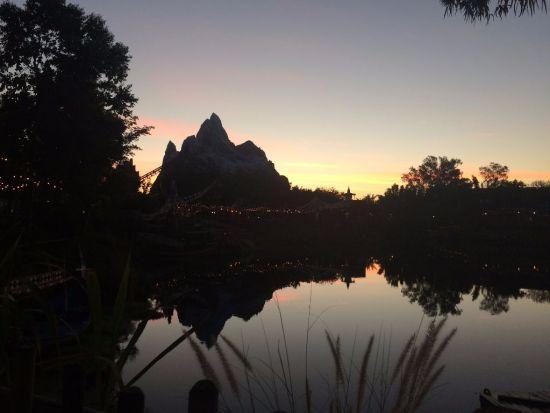 Sunrise over Everest - wordless wednesday