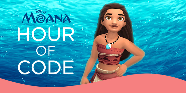 Moana Hour of Code