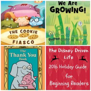 2016 Holiday Guide Beginning Readers