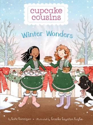 Cupcake Cousins Winter Wonders