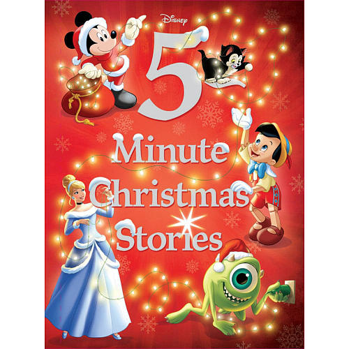 DIsney 5 Minute Christmas Stories