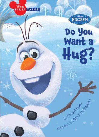 Frozen Do You Want a Hug?