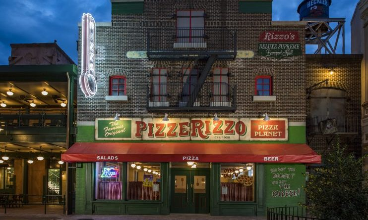 PizzeRizzo at Disney's Hollywood Studios