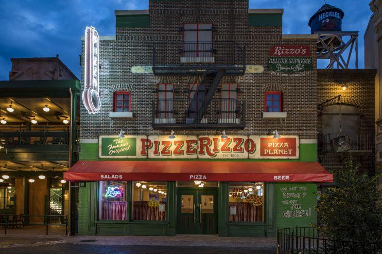 PizzeRizzo at Disney's Hollywood Studios