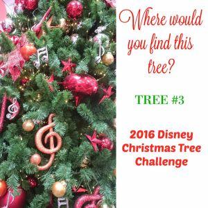 Tree #3 the Disney Driven Life 2016 Disney Christmas Tree Challenge