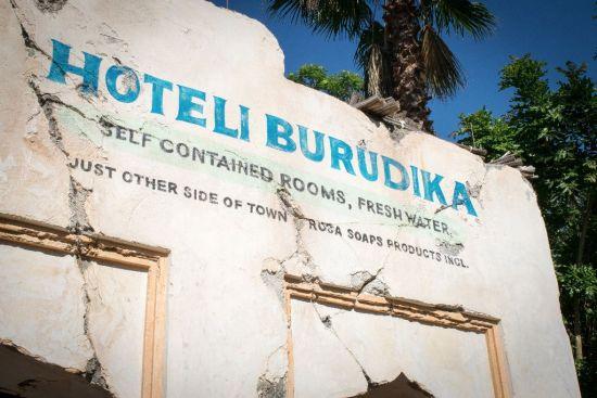 Hoteli Burudika - wonder if they have wifi?