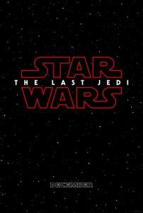 Star Wars The Last Jedi Episode VIII