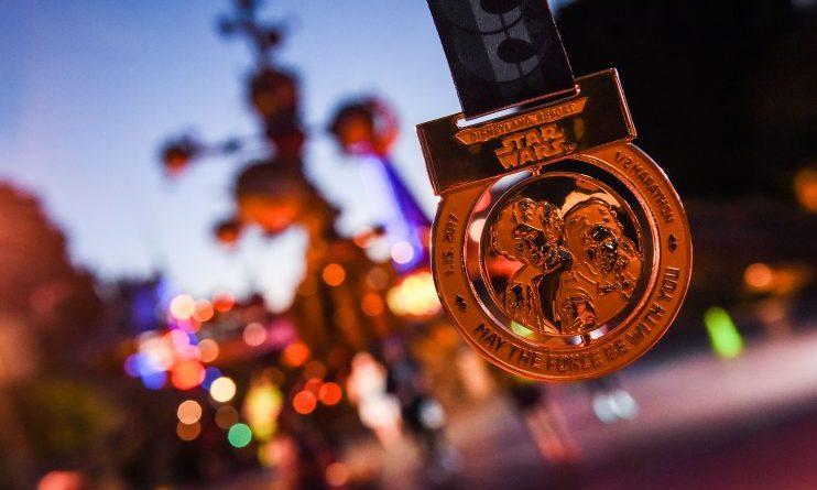 Star Wars Disneyland Half Marathon