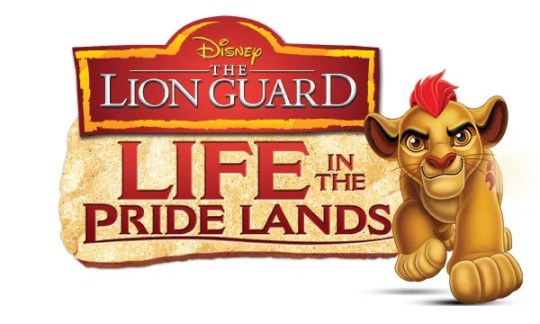 The Lion Guard - Life In The Pride Lands