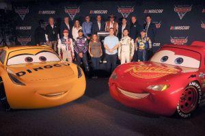Cars 3 - NASCAR Collaboration Announcement