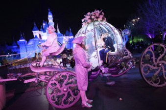 RUBY CARPO, ERIC CARPO - disney fairy tale weddings