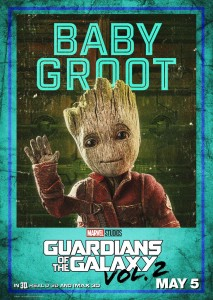 GOTG2 BabyGroot