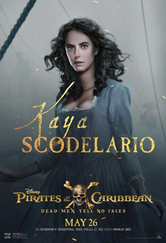 Pirates of the Caribbean 5 Carina