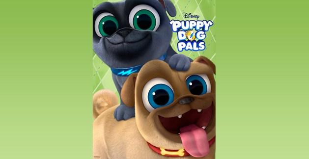 PUPPY DOG Pals Disney Channel