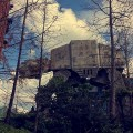 Patroling the Studios - Wordless Wednesday