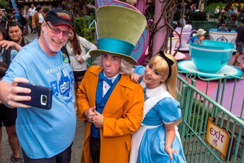2000 days at Disneyland