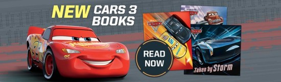 Disney Story Central - Cars
