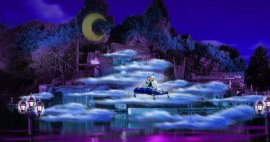 Fantasmic Aladdin Disneyland