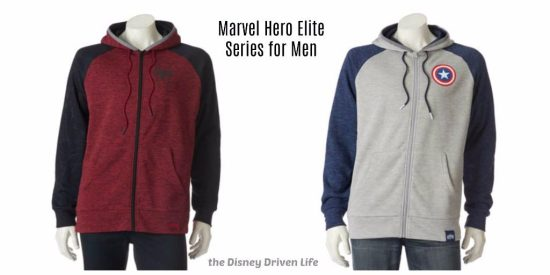 Marvel Hero Elite Series for men